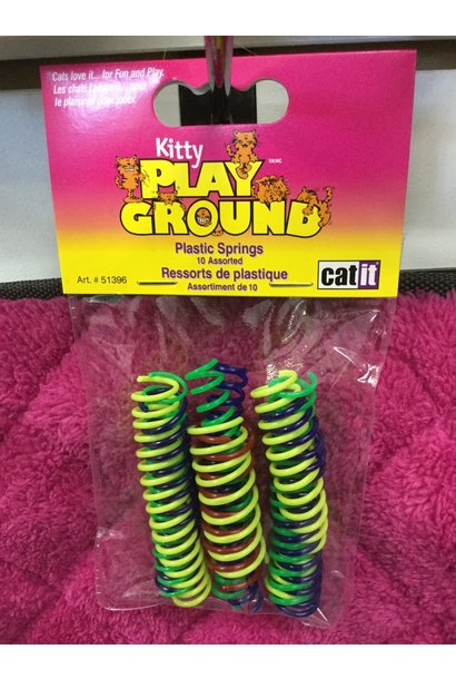 Catit Playground Small Plastic Springs