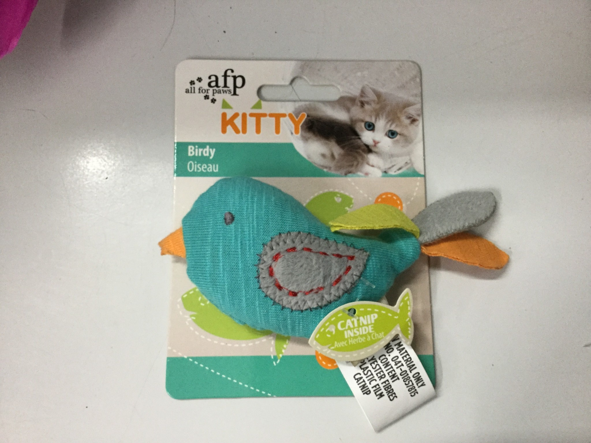 All For Paws Birdy Cat Toy-1