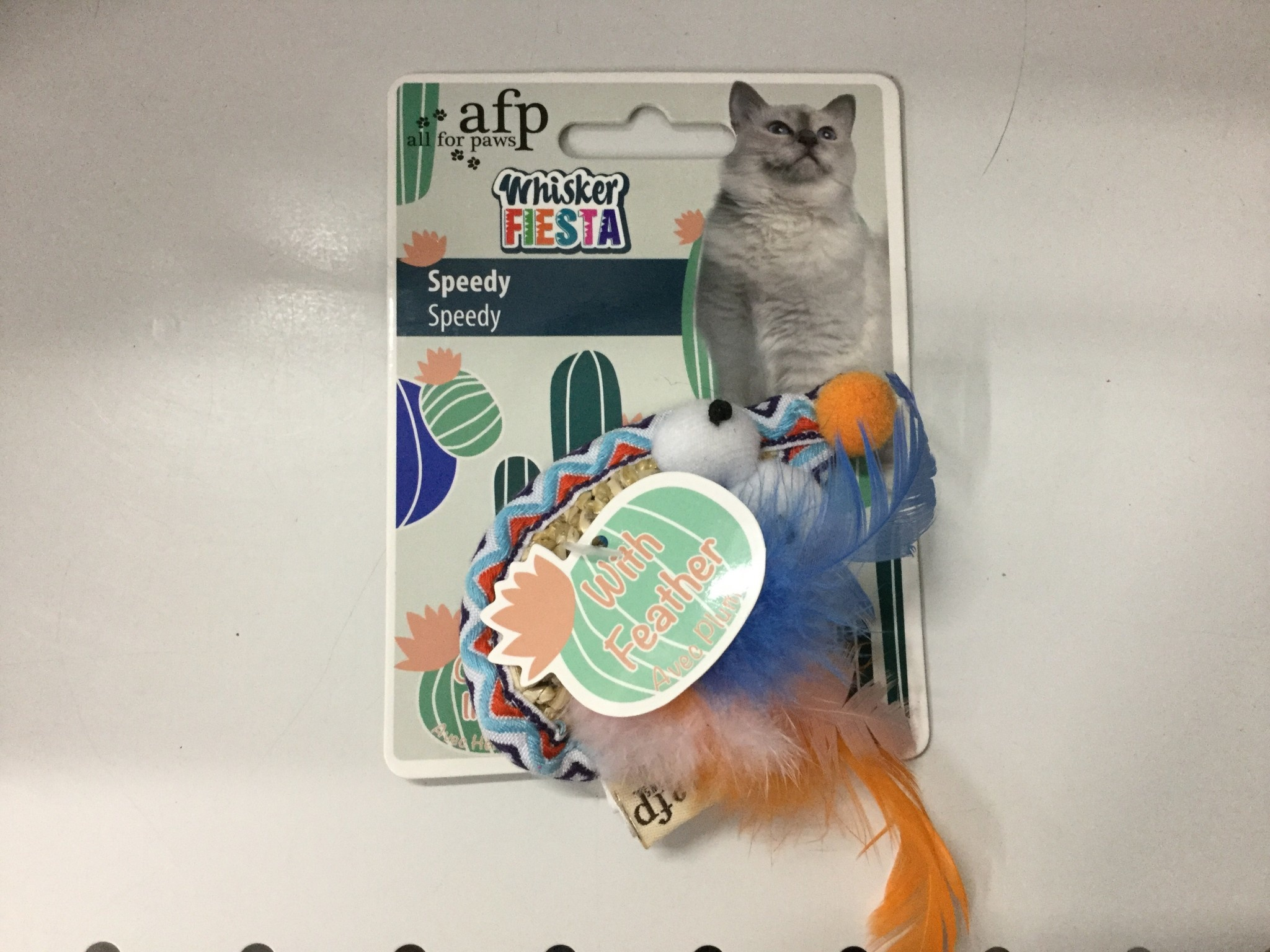 All For Paws Speedy Cat Toy-1