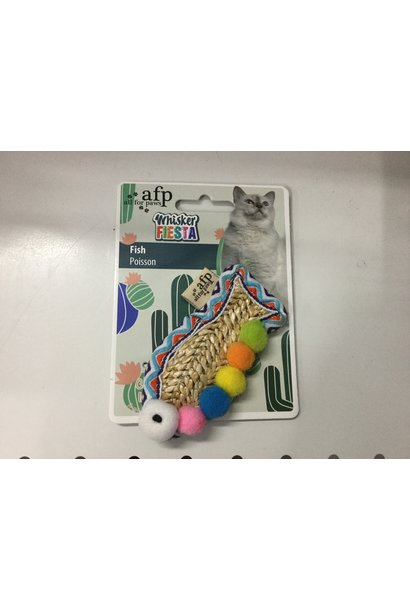 All For Paws Fish Cat Toy