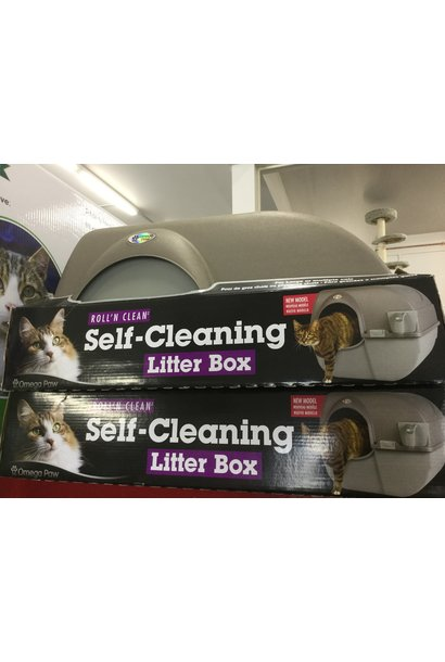 Large Self Cleaning Litter Box