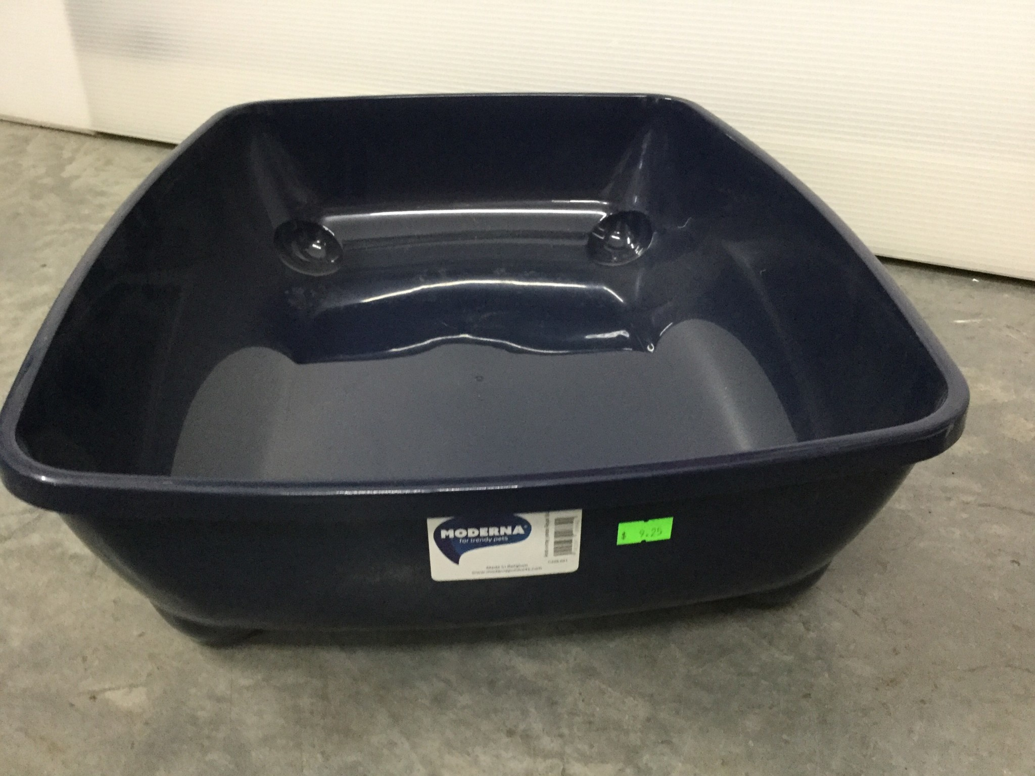 ARIST-O-TRAY Jumbo Litter Pan Royal Blue-1