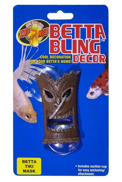 Betta Bling Tiki Mask