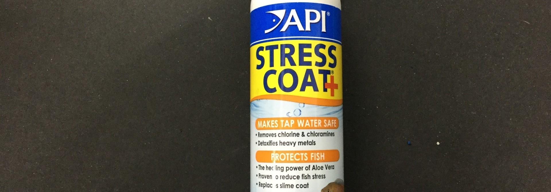 API STRESS COAT 8 oz
