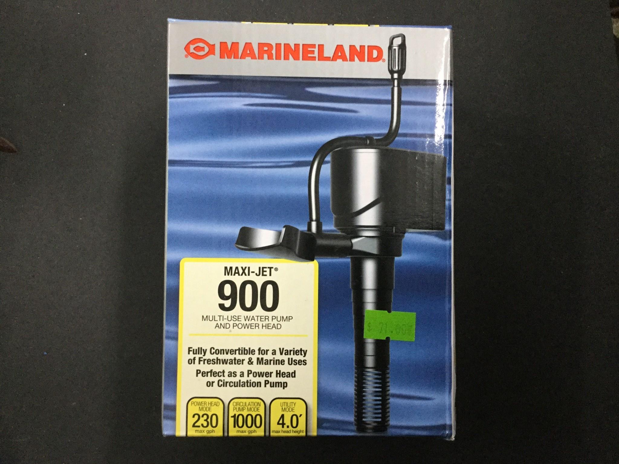 Marineland Maxi-Jet 900 Multi-Use Water Pump-1
