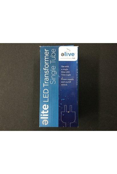 Elive Elite Single LED Tube Light Transformer
