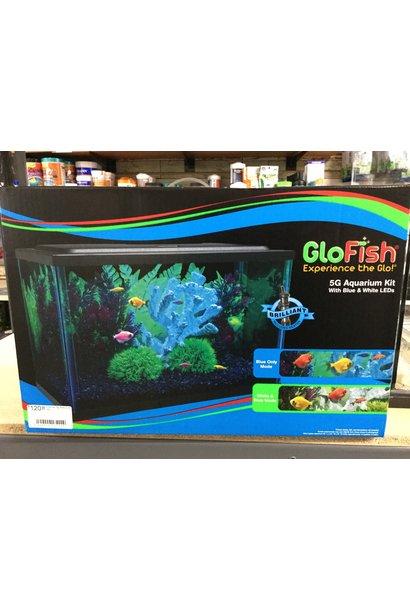 GloFish 5g Aqaurium Kit