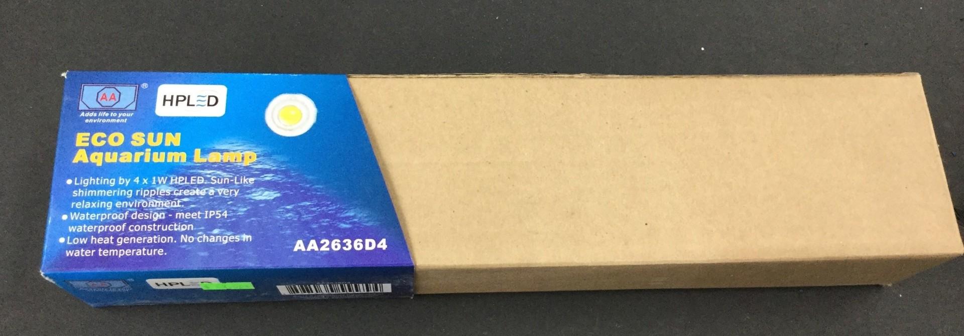 """EcoSun Aquarium Lamp 10.5""""-14"""""""