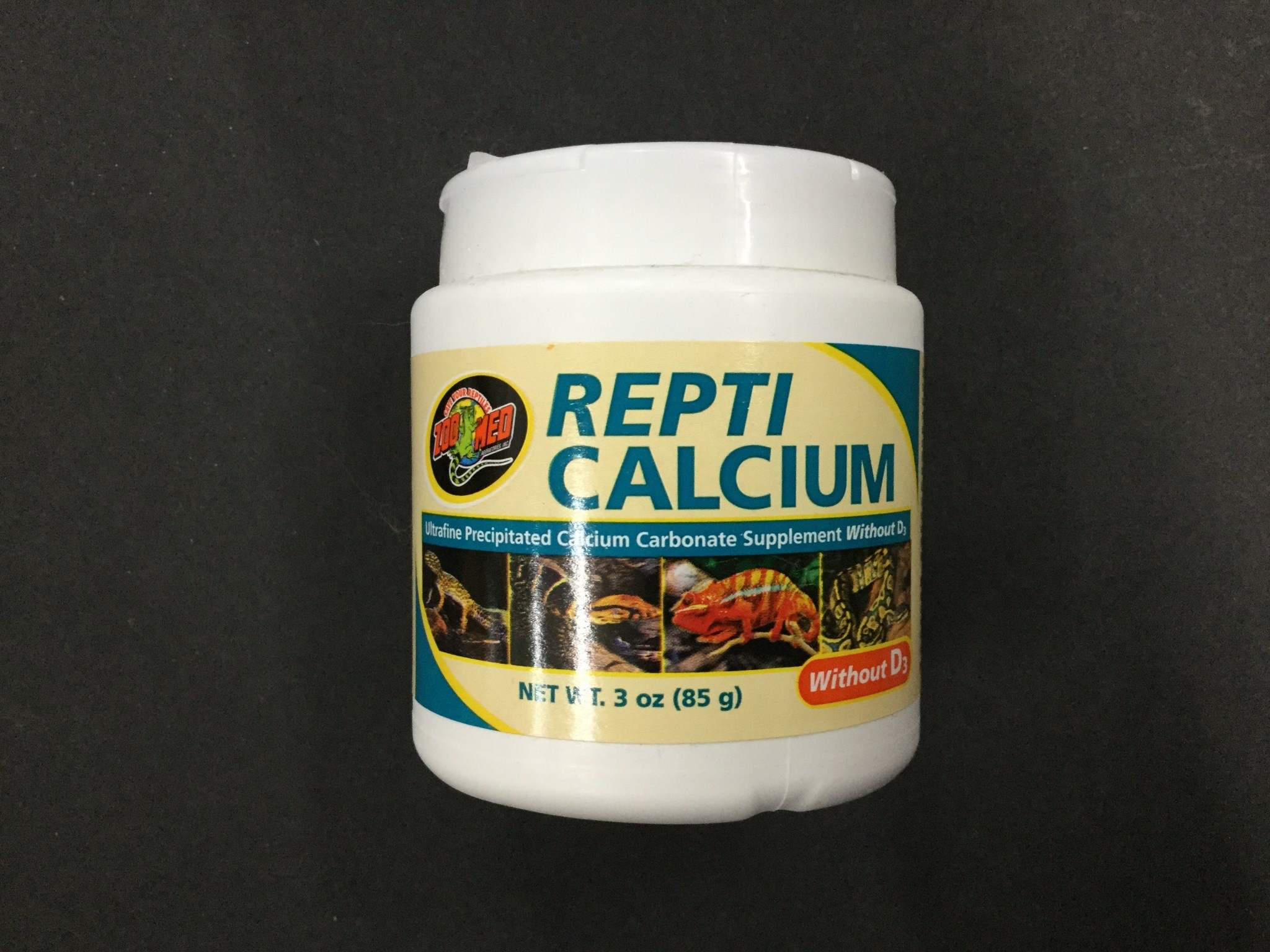 ReptiCalcium Without D3 3OZ-1