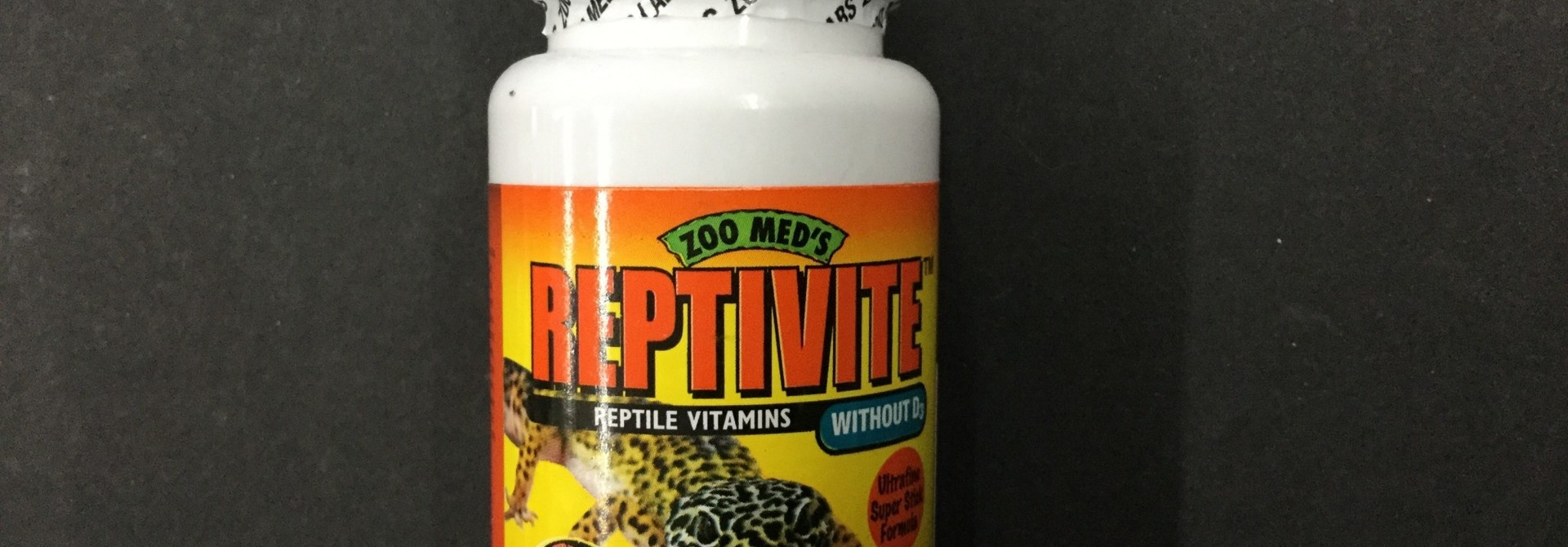 A35-2 ReptiVite without D3 2OZ