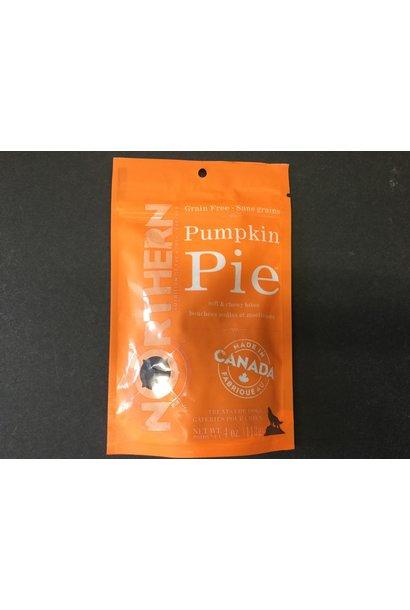 Northern Grain Free Soft & Chewy Bites Pumpkin Pie 113g