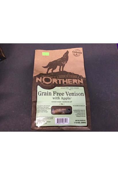 Northern Biscuits Grain Free Venison with Apple