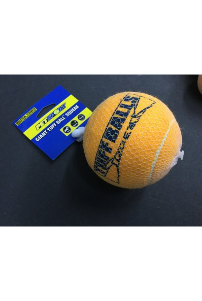 """PetSport-Tuff Balls 4""""-Squeak"""