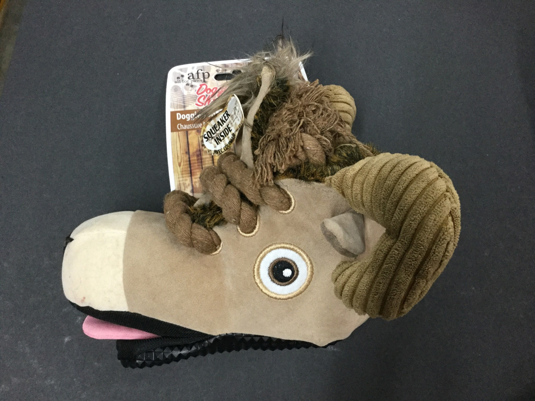 All For Paws Doggies Sheep Shoes Toy-1