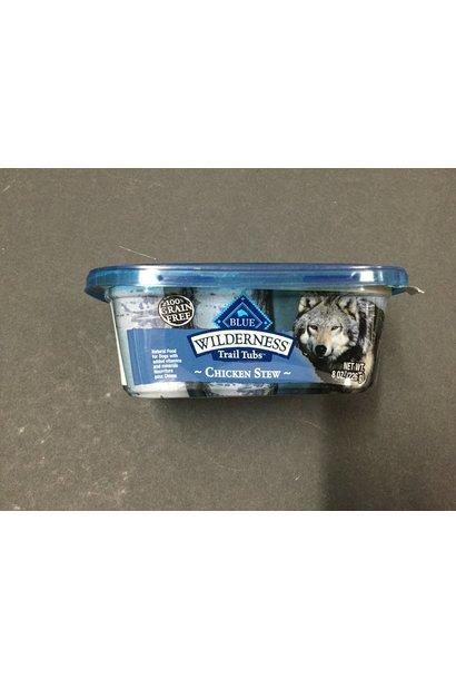 Blue Wilderness Chicken Stew 8oz Tub