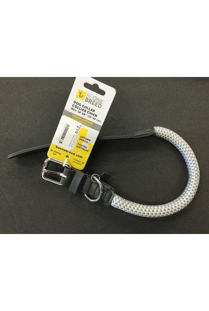 MTO-Rope Collar Classy Gray Medium