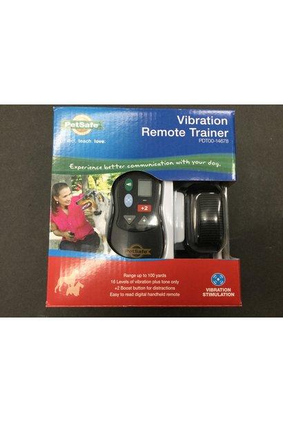 100m Remote Vibration Trainer