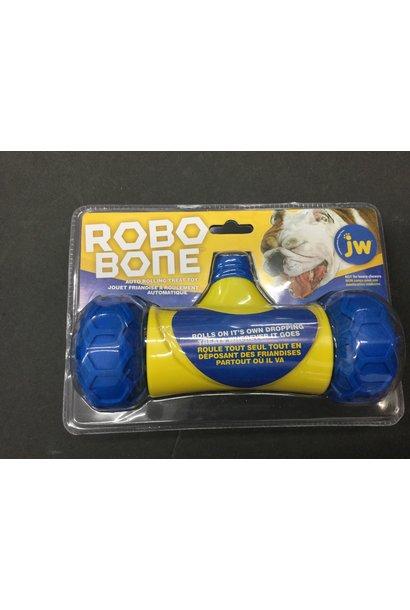 Chuckit! Robo Bone-Electronic Treat Dispenser