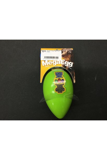 Chuckit! Mega Egg Small Green