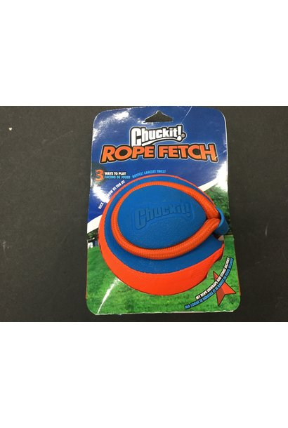 Chuckit! Rope Fetch Ball