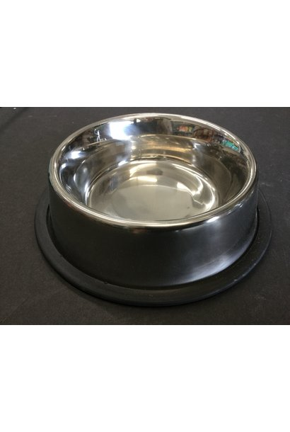 Non-Skid Stainless Steel Bowl 24OZ
