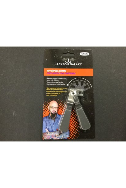 JG Soft Grip Nail Clippers