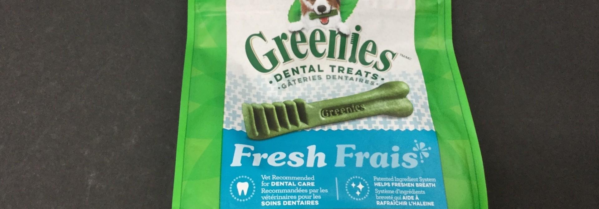 Greenies Mint Regular 12OZ