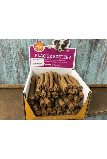 Crumps' Dog Oyster Plaque Busters-Bulk