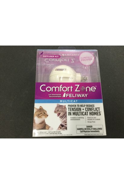 Comfort Zone Multicat Diffuser 48mL