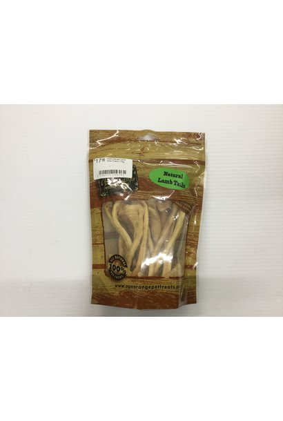 Open Range Lamb Tails-Chewy 175g