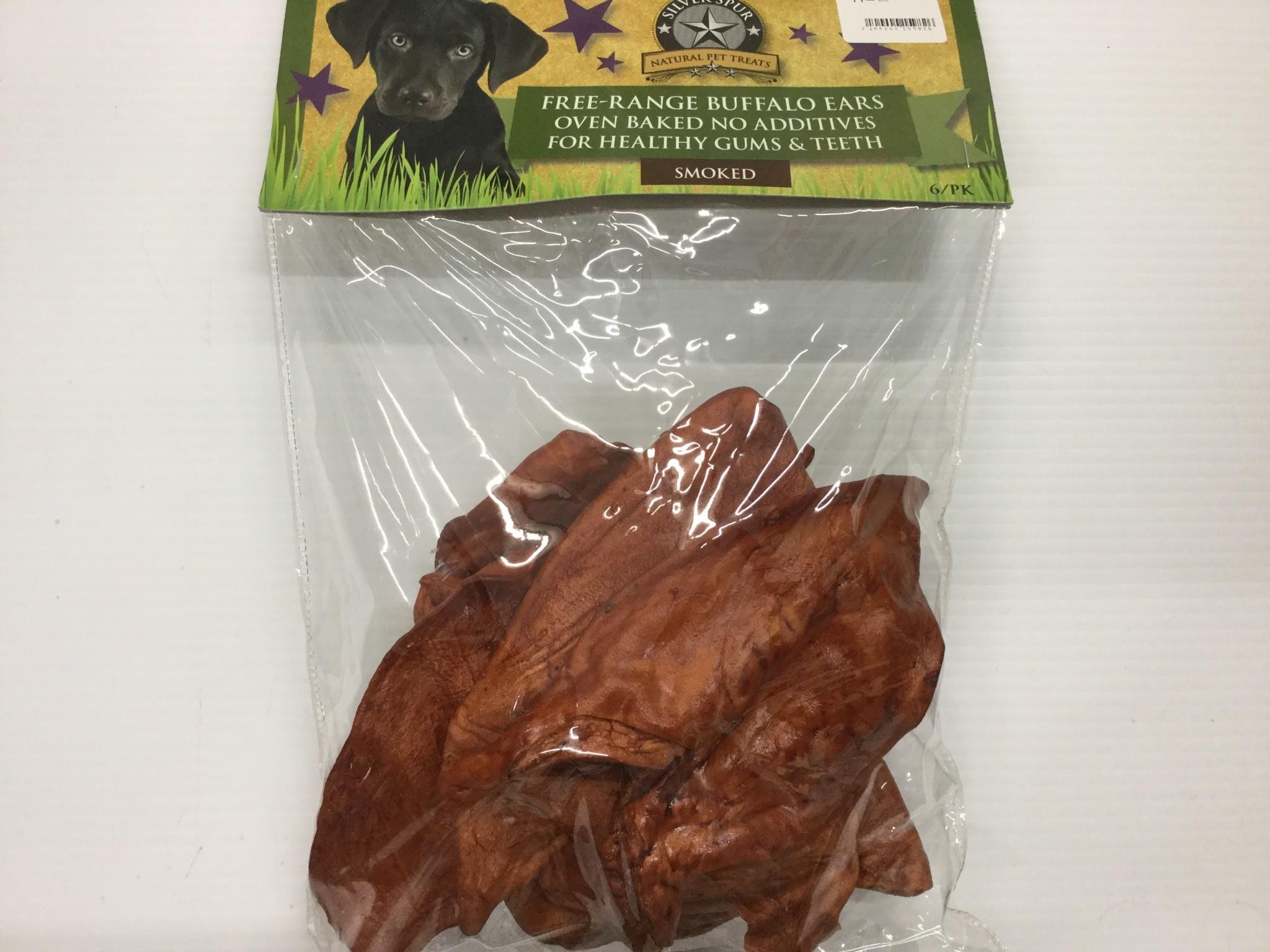 Smoked Buffalo Ears-1