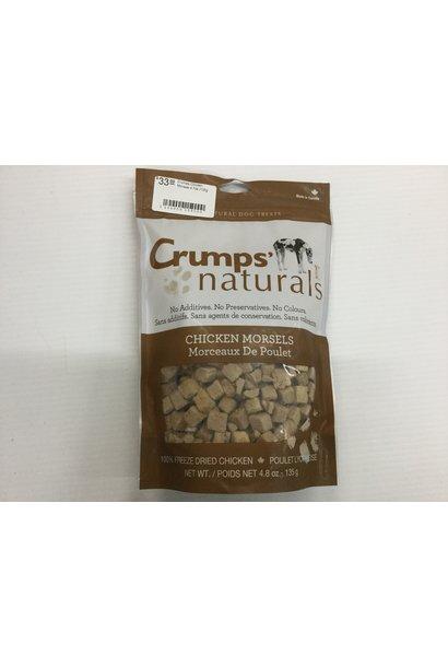 Crumps Chicken Morsels 4.7oz /135g