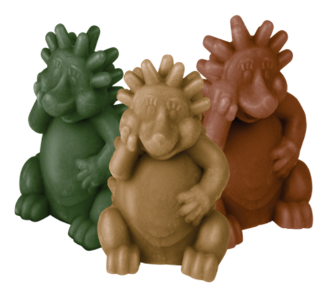 "Whimzees Hedgehog XL 3.6""-1"