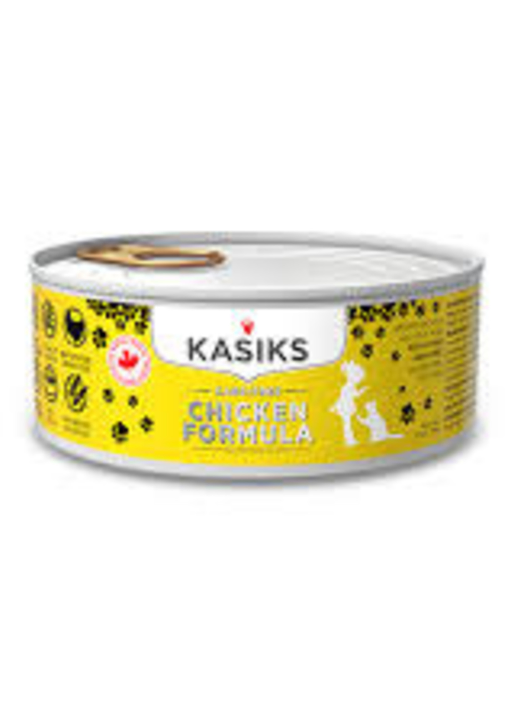First Mate Kasiks Cage-Free Chicken Formula  CAT