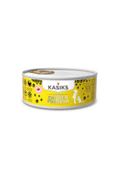 Kasiks Cage-Free Chicken Formula  CAT