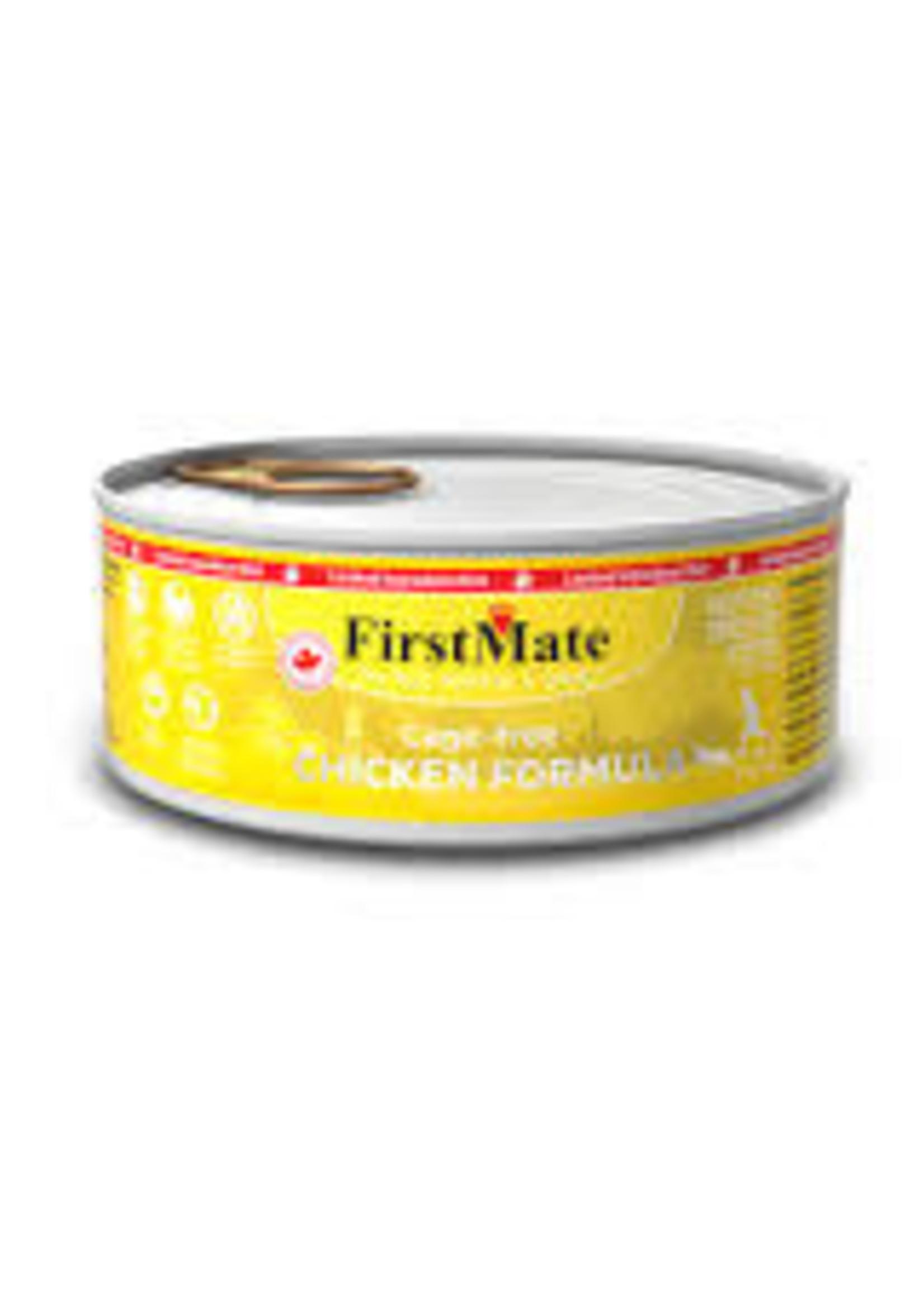 First Mate First Mate Free Run Chicken CAT 5.5oz