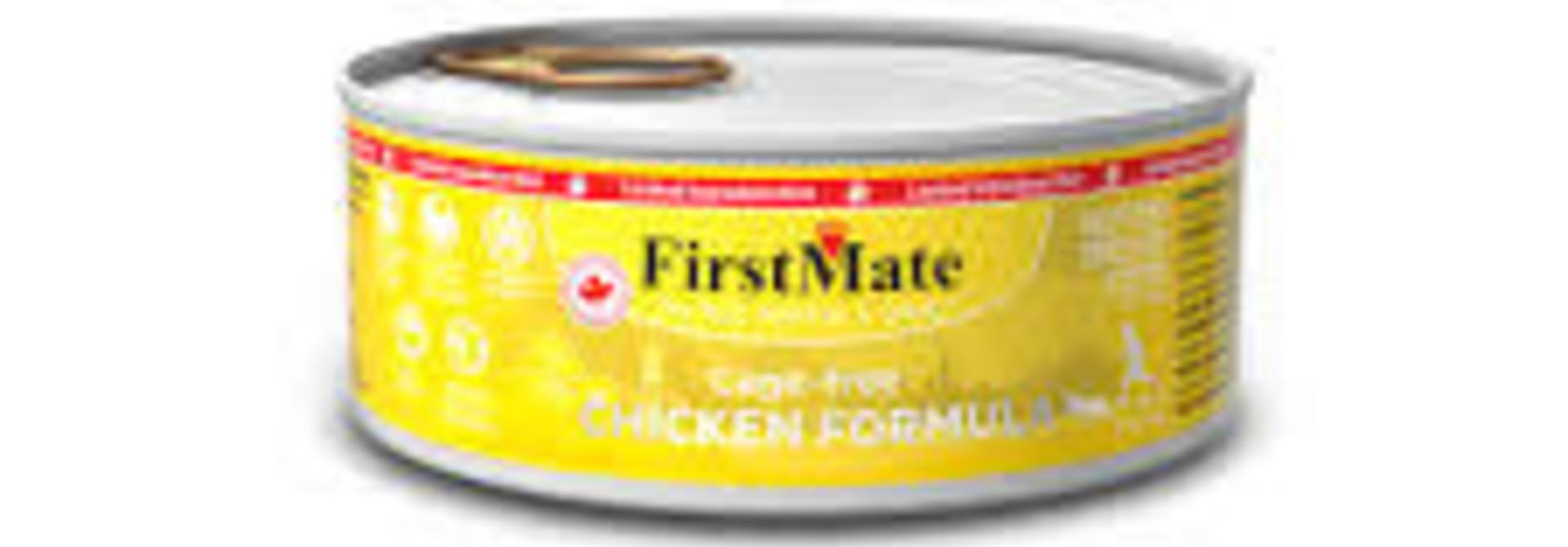 First Mate Free Run Chicken CAT 5.5oz
