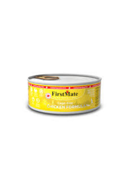 First Mate Free Run Chicken CAT 5.5oz