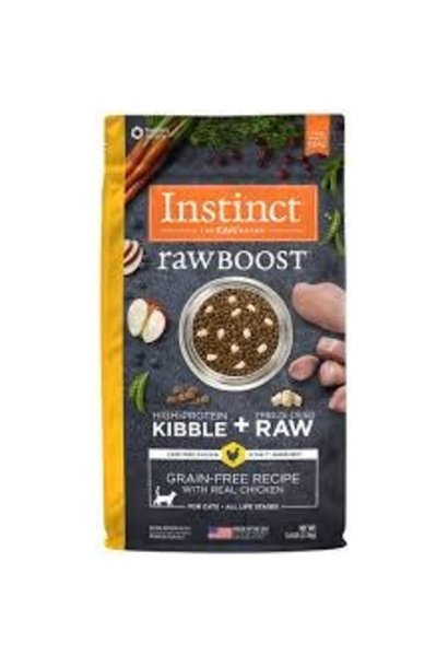 Instinct Cat Raw Boost Chicken 2.2kg