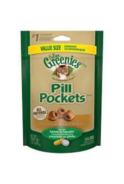 Pill Pockets Chicken 3OZ (6) Cat