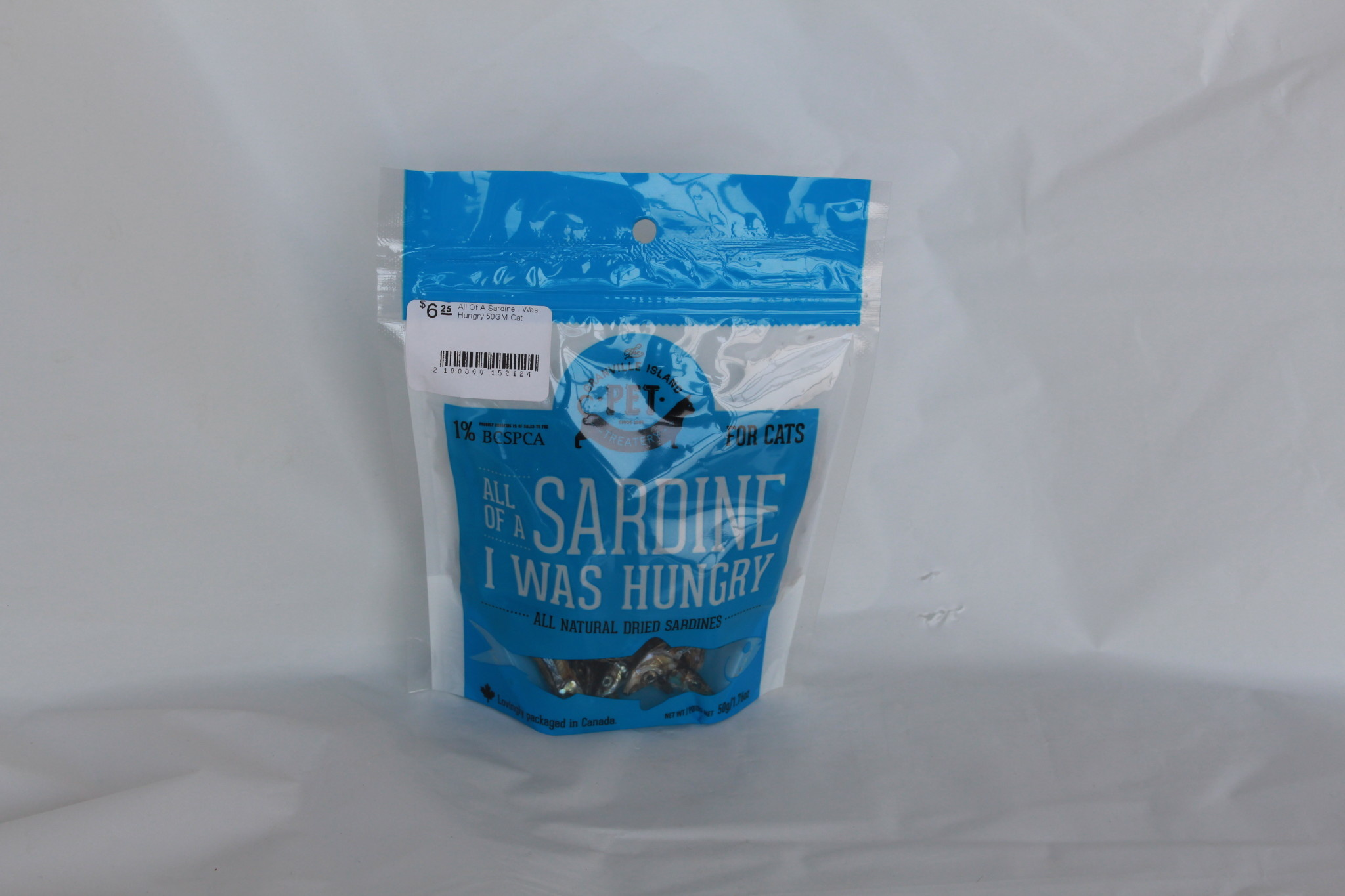 All Of A Sardine I Was Hungry 50GM Cat-1