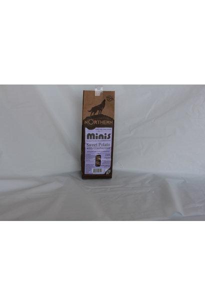 Northern MINI Grain Free Sweet Potato w/Cranberries 190g