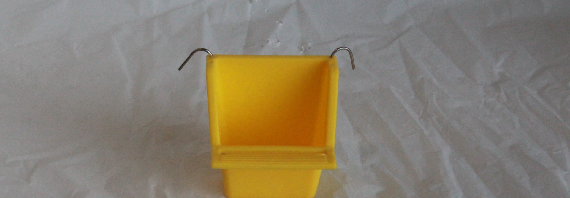 High Back Cup w/ Perch - Small