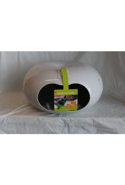 DONUT Round Pet Bed w/Cushion for Cats