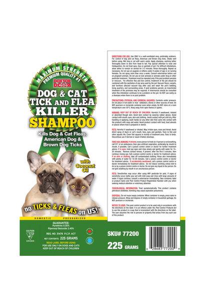 Ultrasol Flea & Tick Shampoo
