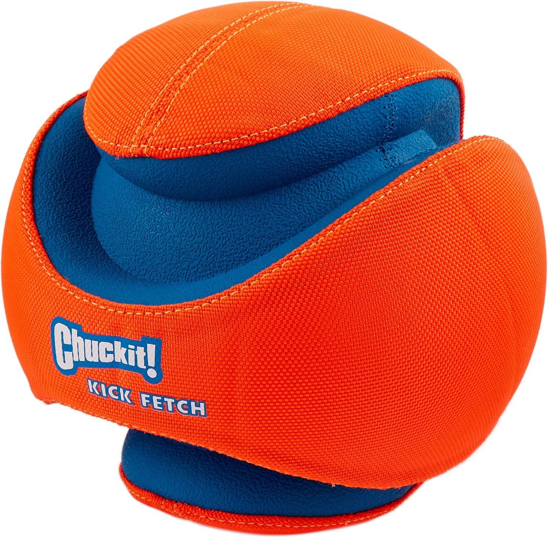 Chuckit! Fetch Ball Large Orange/Blue-1