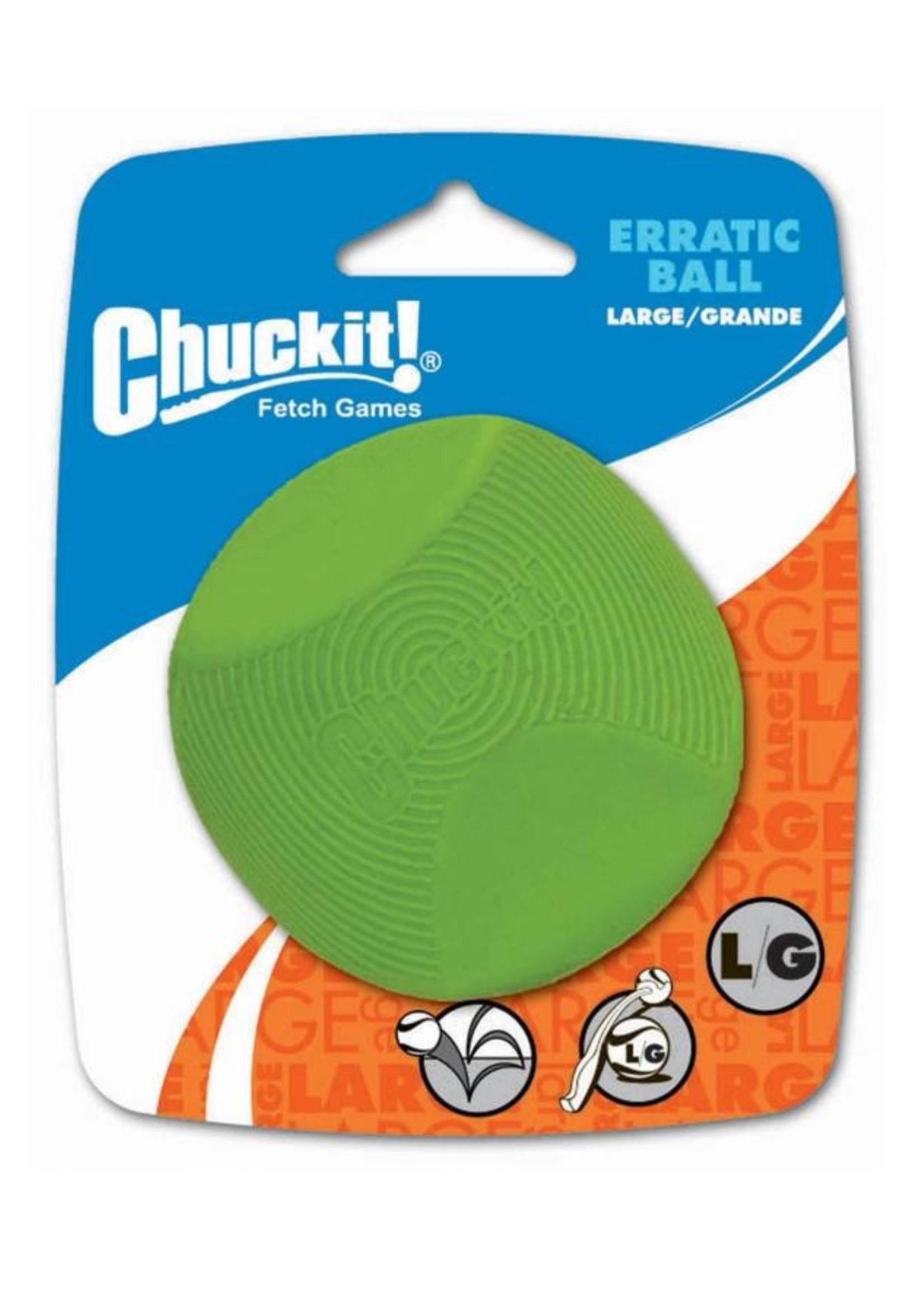 Chuckit! Chuckit! Erratic Ball Large