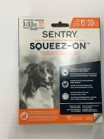 Sentry Flea,Tick&Mosquito Squeeze-On (15-30kg)
