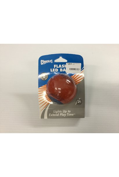 Chuckit! Flash LED Ball Large