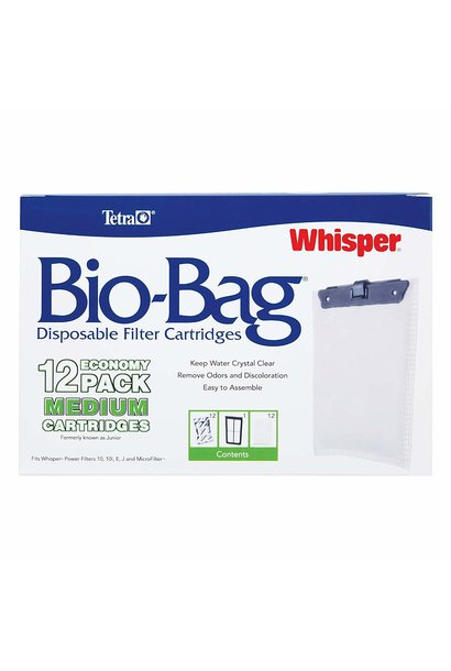 Stay Clean Bio-Bag -Medium - 12pk